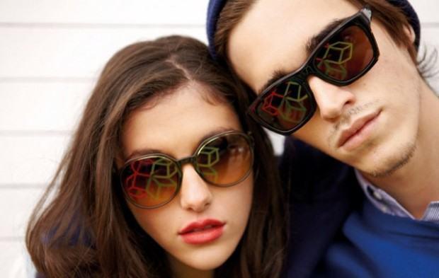 foto óculos lacoste