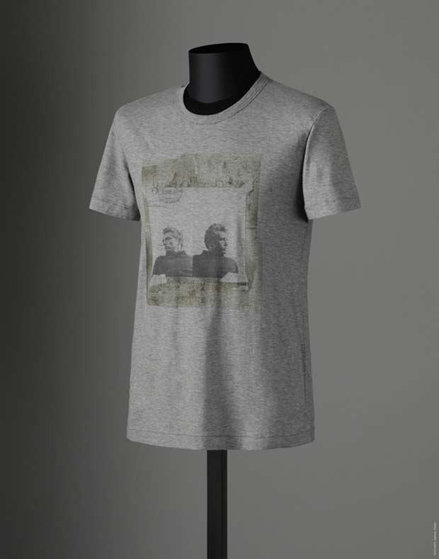 foto camiseta dolce e gabbana