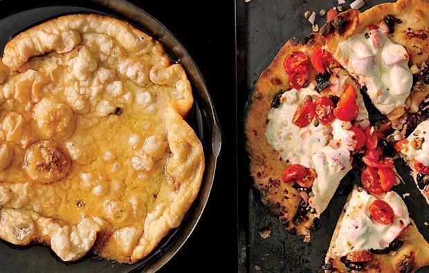 foto pizza frita