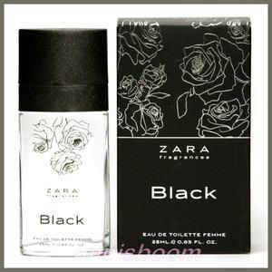 foto perfume zara black