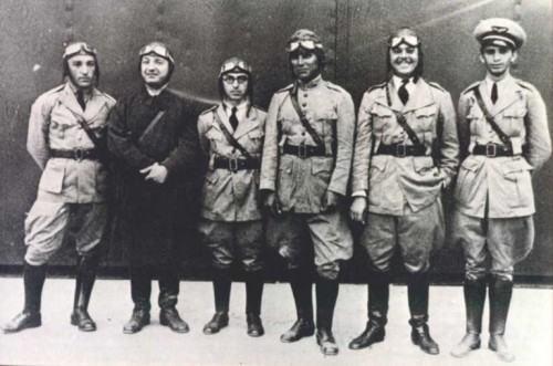 foto roupa dos anos 30