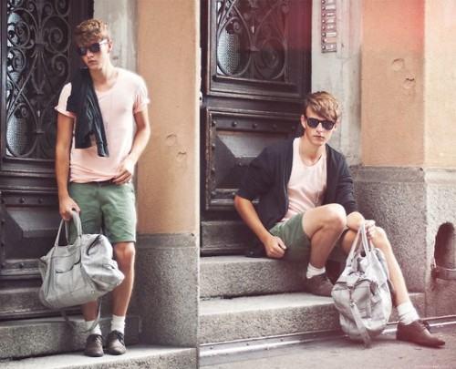 foto bermuda da moda
