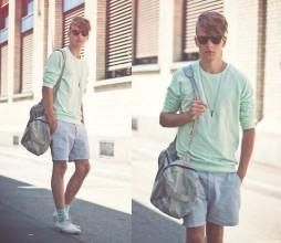 moda masculina primavera 2012