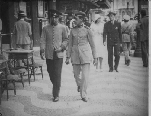 foto roupa anos 30