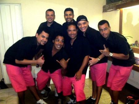 foto bermuda rosa