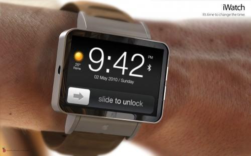 relógio nano