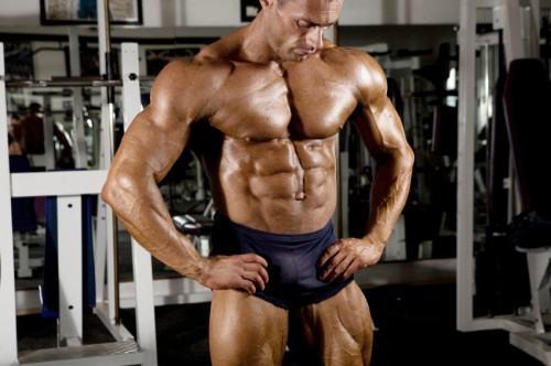 foto suplemento para ganhar massa muscular