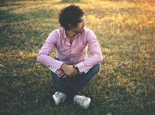 foto moda jovem masculina