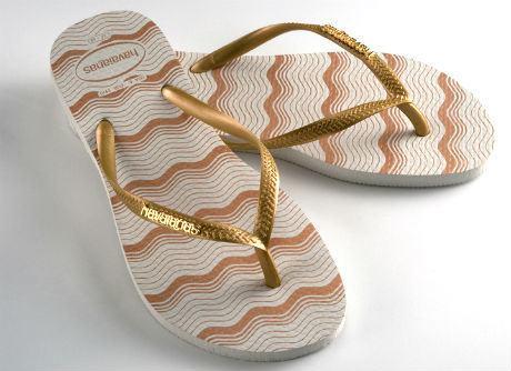 foto sandália de praia