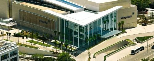 shopping village mall de luxo