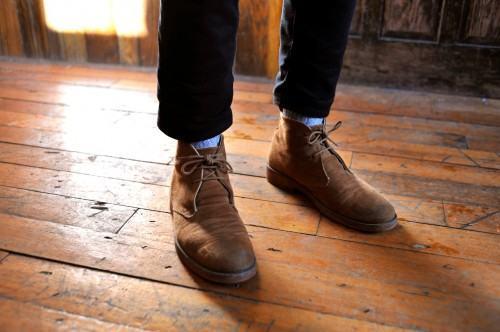 foto desert boot
