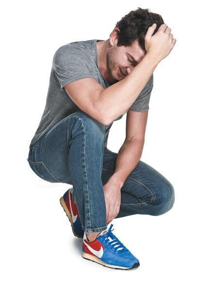 foto estilo esportivo masculino