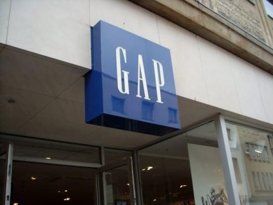 foto loja gap