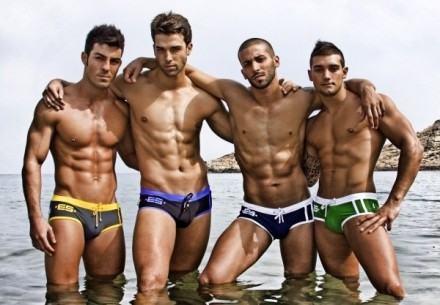 foto modelos de sunga