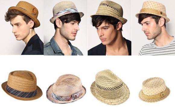 foto chapeu masculinos para verão
