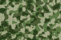 foto estampa camuflada para selva