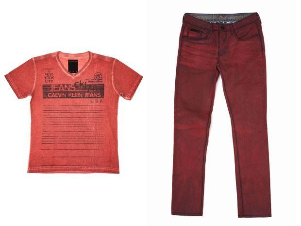 liquidação calvin klein jeans