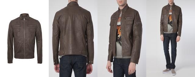 foto jaqueta masculina