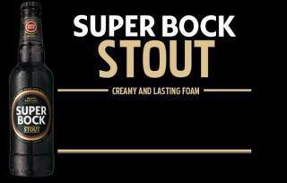 foto cerveja Super Bock Stout