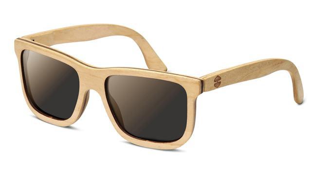 foto de óculos de madeira notiluca