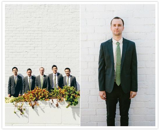 terno verde masculino