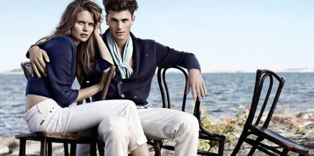 foto jeans branco