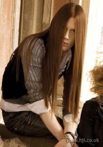 foto cabelo comprido