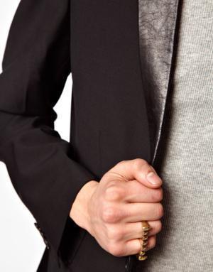 anel de dois dedos masculino como usar