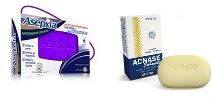 foto asepxia ou acnase