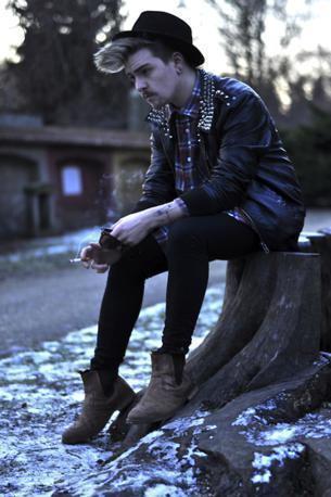 foto como usar bota chelsea