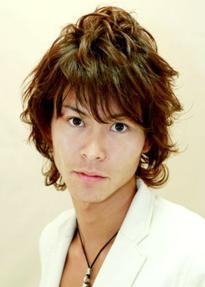 cabelo japones masculino