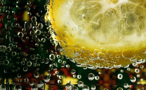 foto gin tonica
