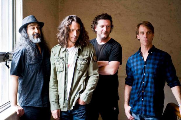 banda estilo grunge soudgarden