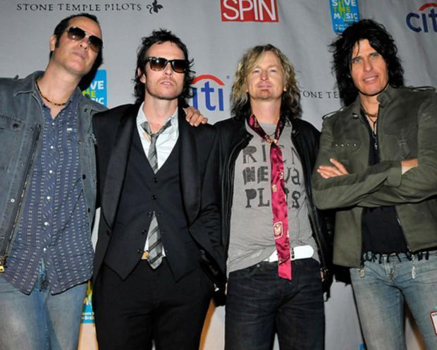 banda estilo grunge stone temple pilots