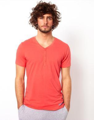 camiseta gola italiana