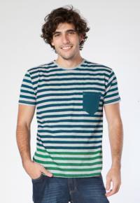 comprar camiseta bolso estampado wollner