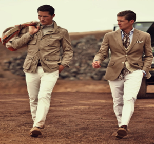 estilo safari chic