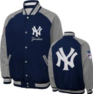 jaqueta baseball new york yankees
