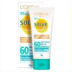 protetor solar loreal expertise toque seco