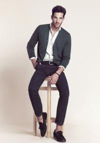 calça masculina curta