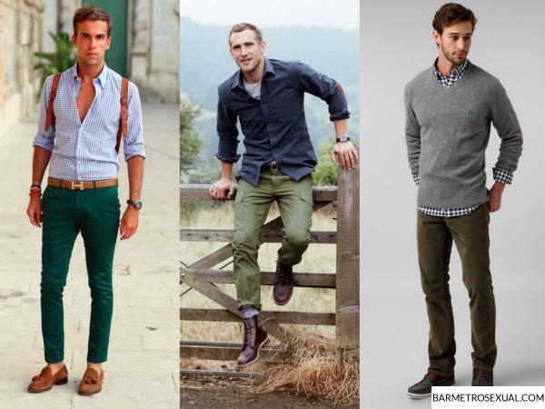 calça-verde-para-homens
