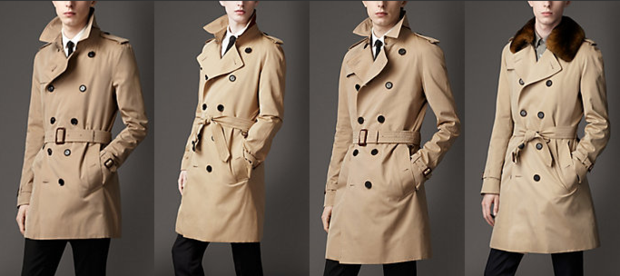 como usar trench coat masculino 2
