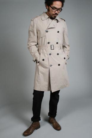 diferença trench coat e sobretudo