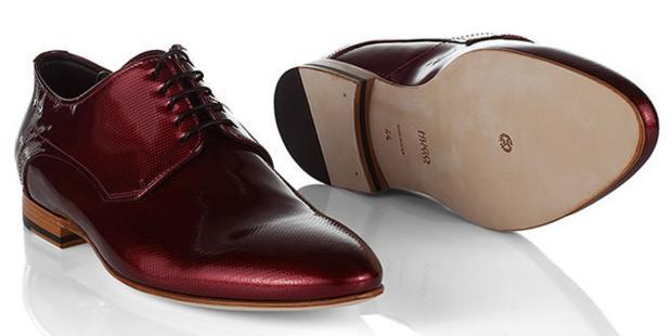 sapato derby masculino