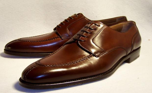 sapato derby noruegues