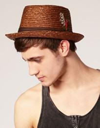 chapéu trilby