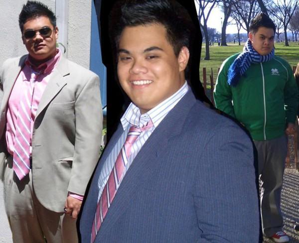 moda homem alto e gordo