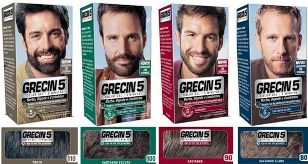 produto para pintar barba, bigode, cavanhaque e costeletas