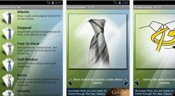 app de moda masculina para android