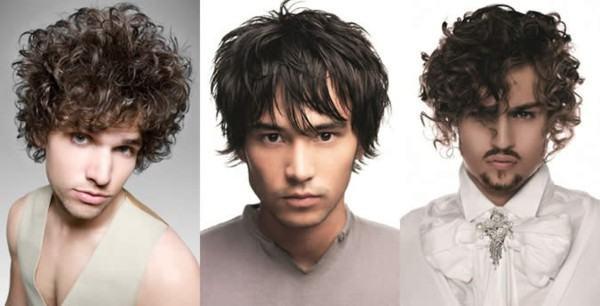 corte de cabelo masculino para rosto triangular
